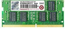 Transcend Pamięć do notebooków SODIMM DDR4,8GB, 2133MHz, CL15 TS1GSH64V1H