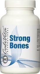 4life Strong Bones 100 kapsułek (100 kapsułek - masa netto: 124,9 g)Wapń i ma
