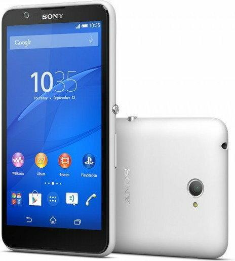 Sony Xperia E4 Biały