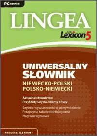 Lingea Lexicon 5 - słownik niemiecko-polski i polsko-niemiecki