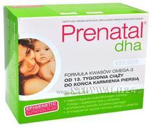 HOLBEX SP. Z O.O. Prenatal Dha  60 Kapsułek