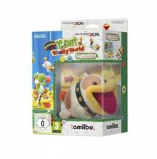 Poochy & Yoshis Woolly World + amiibo 3DS