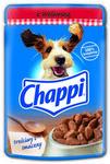 Opinie o Chappi Z wołowiną w sosie 100g
