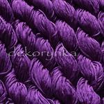 Opinie o 5m szn49 Sznurek nylonowy 1mm Shamballa makrama fiolet