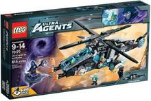 LEGO Ultra Agents - Ultrakopter kontra AntiMatter 70170