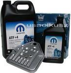 MOPAR ProKing Olej ATF+4 oraz filtr automatycznej skrzyni 3SPD Dodge Strat