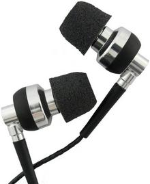Brainwavz M2 czarno-srebrne