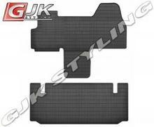 Geyer & Hosaja Dywaniki gumowe G2 Citroen Jumper / Fiat Ducato / Peugeot Boxer od 2006 2-rzędy