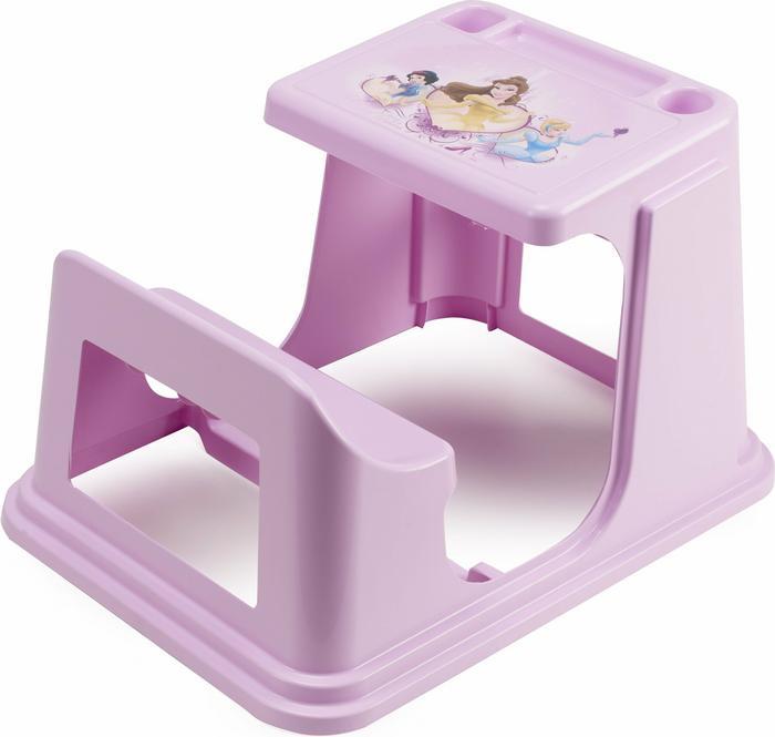 Stolik dziecięcy z krzesełkiem 2w1 - Księżniczki; 04177