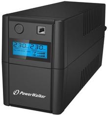 PowerWalker UPS LINE-INTERACTIVE 850VA 2X 230V PL OUT, RJ11 VI 850 SHL FR