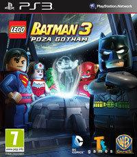 LEGO Batman 3: Poza Gotham PS3