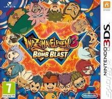 Inazuma Eleven Bomb 3DS