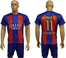 Komplet Strój Barcelona Neymar 11 Home Sezon 2016 2017
