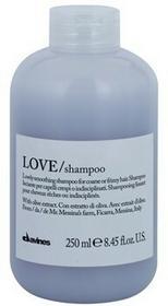 Davines Love Olive szampon wygładzający do włosów nieposłusznych i puszących się