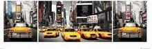 New York Taxis- reprodukcja