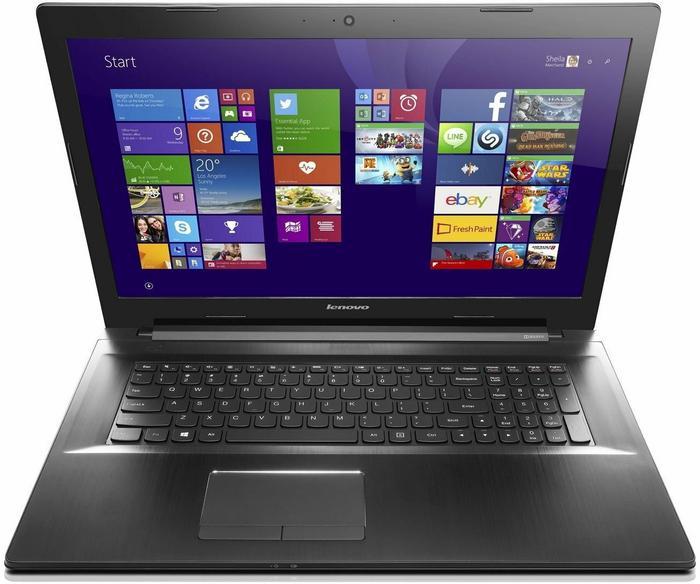 """Lenovo IdeaPad Z70-80 17,3"""", Core i5 2,2GHz, 8GB RAM, 1000GB HDD + 8GB SSD (80FG0083PB)"""