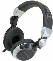 Panasonic RP-DJ1210E-S czarno-srebrne