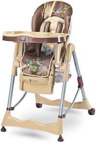 Caretero Krzesełko do karmienia Magnus Fun Beige