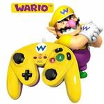 Nintendo Wii U Super Smash GameCube Controller Wario
