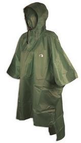 Tatonka Poncho 1 peleryna przeciwdeszczowa, zielony, 16 x 11 cm 2799
