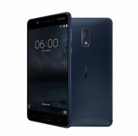 Nokia6 32GB Dual Sim Niebieski
