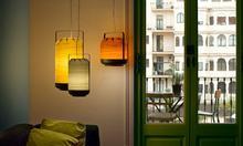 LZF :: Lampa sufitowa Chou mała niska