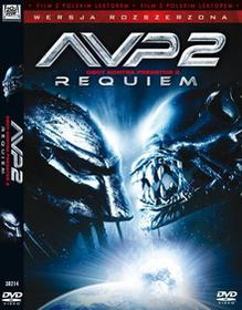 Obcy kontra Predator 2: Requiem [DVD]