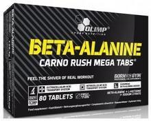 Olimp Beta - Alanine carno rush 80 tab 0321009