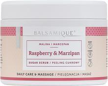 Balsamique Peeling cukrowy Malina z Marcepanem