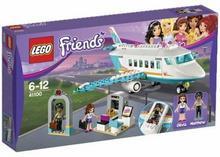 LEGO Friends Prywatny odrzutowiec w Heartlake 41100
