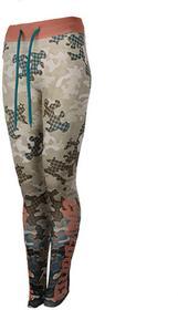 Endorfina spodnie do biegania damskie ENDORFINA LEGGINS RUN CAMO / JZ16-5627 LG-JZ16-5627-2