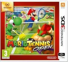 Mario Tennis Open Selects 3DS