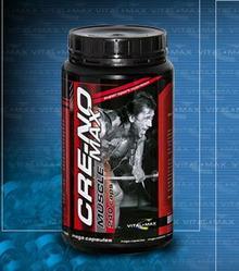 Vitalmax Cre-No Max Muscle 120 kaps.