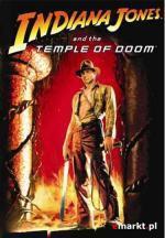 Imperial CinePix Indiana Jones i Świątynia zagłady [DVD]