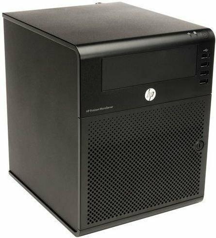 HP ProLiant MicroServer N54L Gen7