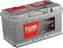 Fiamm Titanium PRO 12V 85Ah 760A (EN) P+