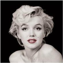 Marilyn Monroe (Czerwone usta) - Obraz, reprodukcja