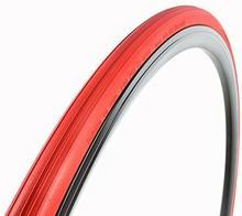 Vittoria Zaffiro Pro Opona Do Domowych Urządzeń Treningowych, Kolor Czerwony, Czerwony, Standard