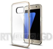 Samsung Spigen Neo Hybrid Crystal 555CS20023 Galaxy S7 złoty 555CS20023