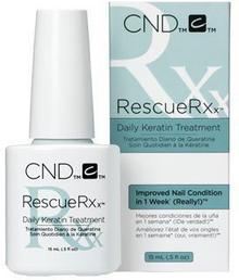 CND RescueRxx Daily Keratin Treatment 15 ml