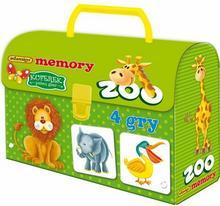 Adamigo Kuferek Zoo Memory -