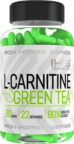 Iron Horse L-carnitine + Green Tea - 90 kaps.