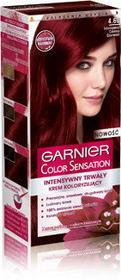 Garnier Color Sensation 4.60 Intensywna Ciemna Czerwień