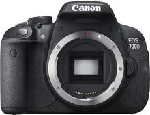 Canon EOS 700D + 18-55 IS II kit
