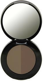 Freedom Makeup Duo Eyebrow Powder puder do brwi Soft brązowy
