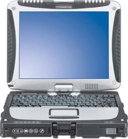 "PanasonicToughbook CF-19 MK5 10,1\"", Core i7 2,8GHz, 4GB RAM, 320GB HDD"