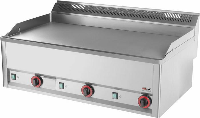 RedFox Płyta grillowa elektryczna trójfazowa GDHL - 99 ET 00009984