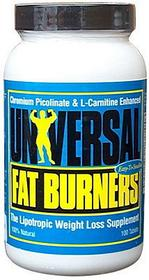 Universal Fat Burners Easy-To-Swallow 100 tab.