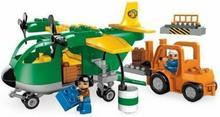 LEGO Duplo Samolot transportowy 5594