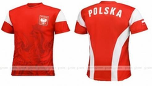 Orzeł Polska - sportowa koszulka kibica - czerwona AE71-70834_20140727073400